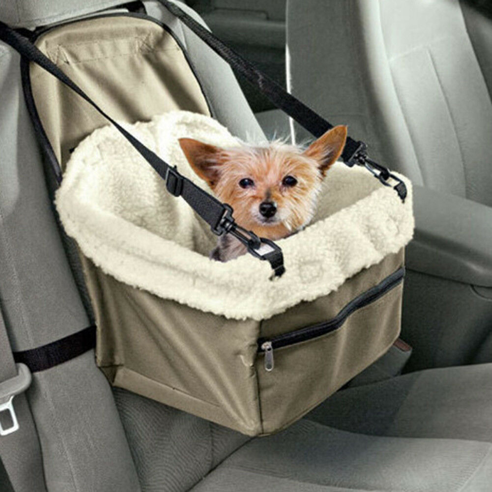 Travel Dog Booster Seat – Dog Car Seat